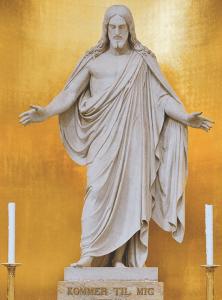 Thorvaldsens kristusfigur