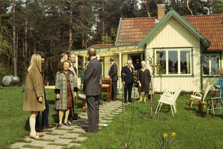 Trasthagen 1960-tal